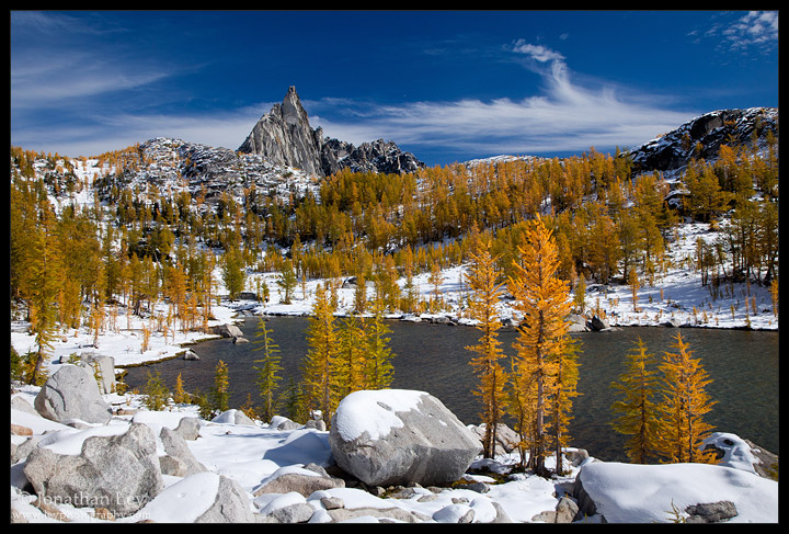 Prusik Peak and Perfection Lake